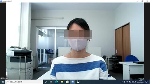 webカメラ検証