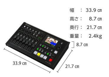 Roland AVミキサー VR-4HD 画像2