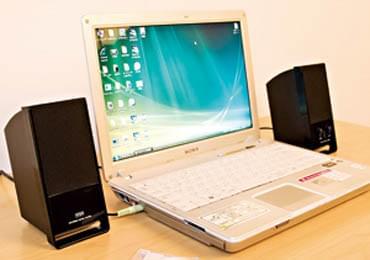 商品画像2 PCスピーカー サンワサプライ MM-SPL3BK