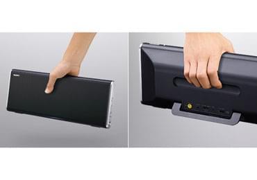 ソニー ポータブルスピーカー SRS-BTX500 画像1