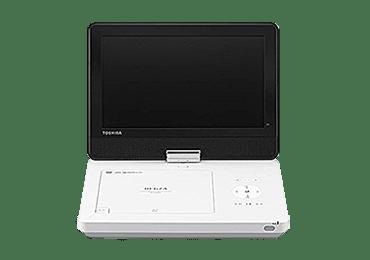 東芝 ポータブルDVDプレーヤー SD-P1010S 画像0