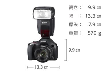 Canon EOS Kiss X5 ストロボセット 画像1