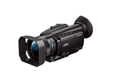 SONY FDR-AX700(※録画には別途メモリーカードが必要となります) 画像0