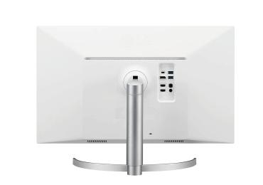 LG 4K IPSモニタ 27型 27UL850-W 画像1