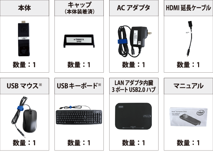 SONY 55型 液晶ディスプレイKDL-55W900A+スティックPC ※10営業日前手配完了必須 付属品