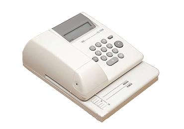 電子チェックライター マックス EC-500A 画像0