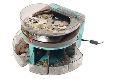 コインカウンター エンゲルス SCS-200 画像0