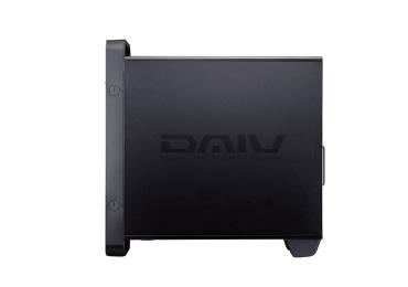 商品画像2 マウスコンピューターDAIV-DGX760H2-M2S5(i9/メモリ64GB/RTX2080)