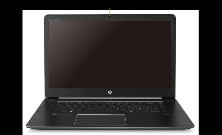HP ZBook Studio G3(キーボード)