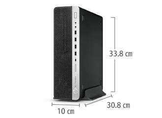 HP EliteDesk 800 G5 (i7/16GB/SSD マンスリーモデル) サイズ