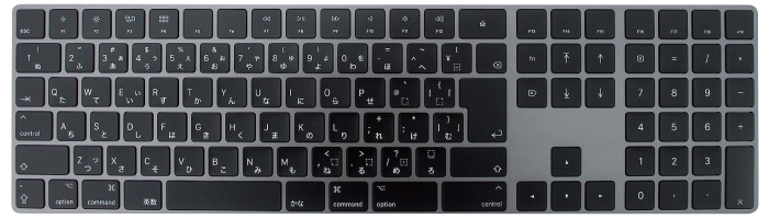 iMac Pro 27インチ Z0UR(キーボード)