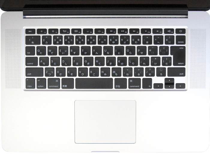 MacBook Pro Retina 15インチ ME293J/A(キーボード)