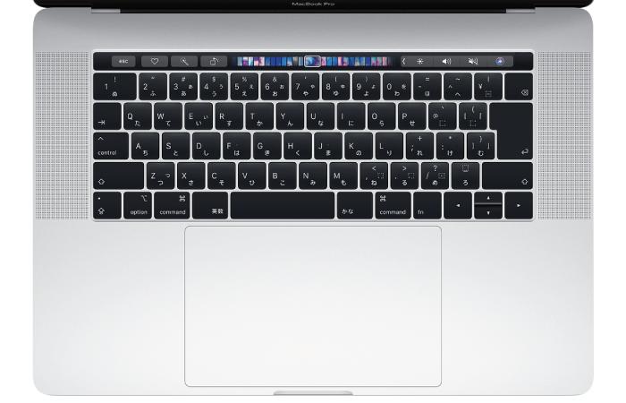 MacBook Pro Retina 15インチ MR962J/A(キーボード)