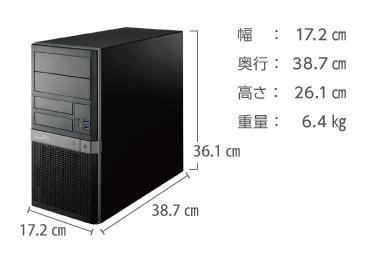 MousePro T310X(i9/32GB/SSDモデル) 画像1