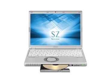 Panasonic レッツノート CF-SZ6 (メモリ4GB/SSD 250GBモデル) 画像0