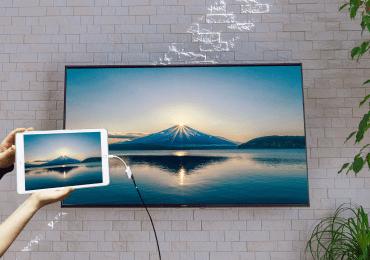 iPad HDMI映像出力アダプタLightningコネクタ 画像1