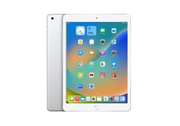 iPad 第7世代 10.2インチ 32GB Wi-Fi シルバー 画像0