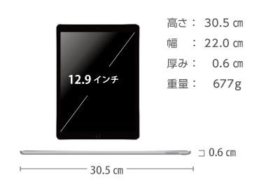 iPad Pro 第2世代 12.9インチ64GB Wi-Fi 画像2
