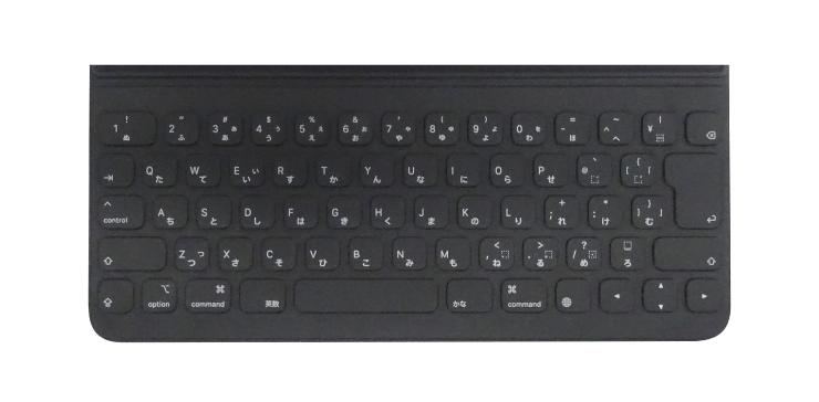 Apple smartkeyboard MXNL2J/A(第3/4/5世代 12.9インチ用)/日本語(キーボード)