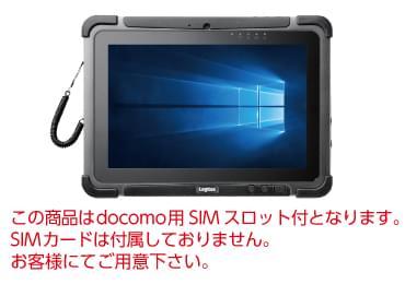 商品画像1 Logitec ZEROSHOCK LT-WMT10MD/BC92(docomo用SIMスロット搭載)