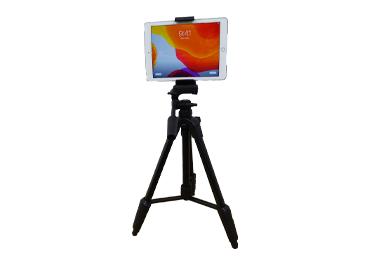 タブレット用固定ホルダー・三脚セット 画像0