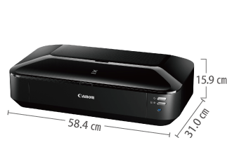 Canon インクジェットプリンタ A3 iX6830 サイズ