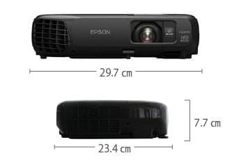 EPSON EH-TW410 サイズ