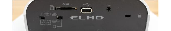 ELMO L-12(右側)