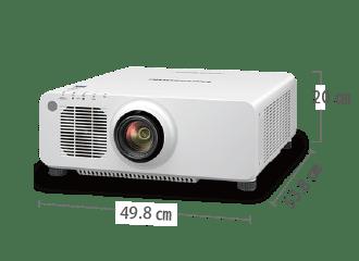 Panasonic PT-RW930J サイズ