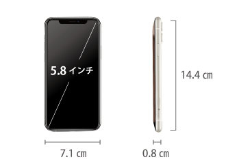 Apple iPhone11Pro 256GB  シルバー(データ通信専用 ※音声通話不可) サイズ