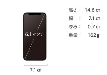 Apple iPhone12 64GB  ホワイト(データ通信専用 ※音声通話不可) 画像2
