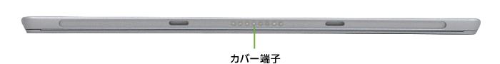 Microsoft Surface Go (8GBモデル)(下部)