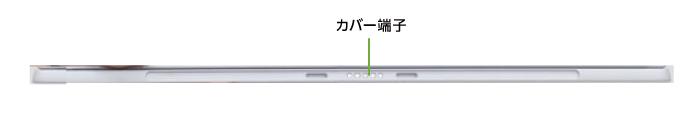 Microsoft Surface Pro2017(i7/8GBモデル)(前面)
