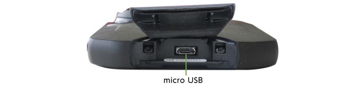 FLIR サーマルカメラセット(FLIR C2+43型モニター+ノートPC)(左側)