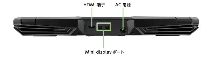 DAIV-NG7610E1-S5+HTC Viveセット(背面)