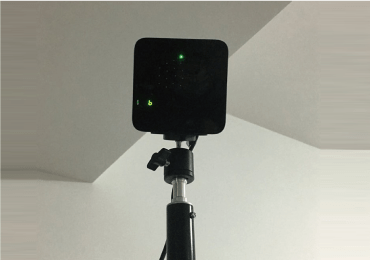 Vive VRセンサー用スタンド(雲台つき)L2000 2本セット 画像1