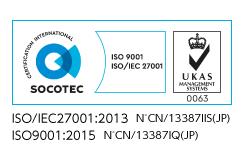 ISO認証取得企業