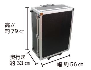Panasonic PT-DX800S 配送用箱サイズ