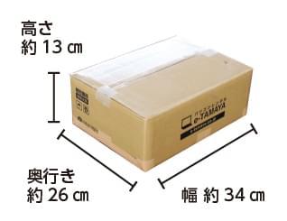 モバイルWi-Fi E5577 (従量制:3,000円/2GB) 配送用箱サイズ