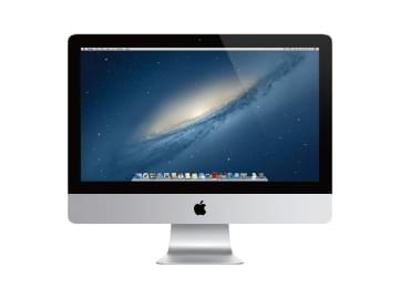 Apple iMac Mountain Lionレンタル